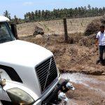 Concluye rehabilitación de 5 KM de camino «Al Alto» en Armería