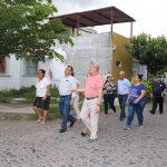 Felipe Cruz Recorre con Ciudadanos Colonia Rinconada del Centenario