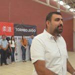 Inaugura Alcalde Rafael Mendoza en Quesería Torneo Selectivo de Judo rumbo a los Juegos Nacionales 2020.