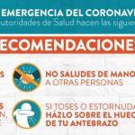 Es Tiempo de Solidarizarnos, Siguiendo Recomendaciones del Sector Salud: Felipe Cruz