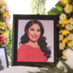 El pueblo de Ixtlahuacán Colima, despidió con llanto a la Diputada Anel Bueno Sánchez