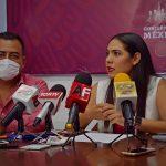 Combatir la corrupción ha permitido triplicar los recursos que Colima recibe en programas sociales: Indira Vizcaíno