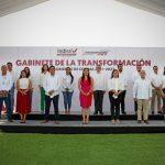 Presenta Indira Vizcaíno a su gabinete de la transformación, una nueva generación de servidoras y servidores públicos